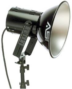 """Smith-Victor 10"""" Ultra Cool Light: Model # A100"""