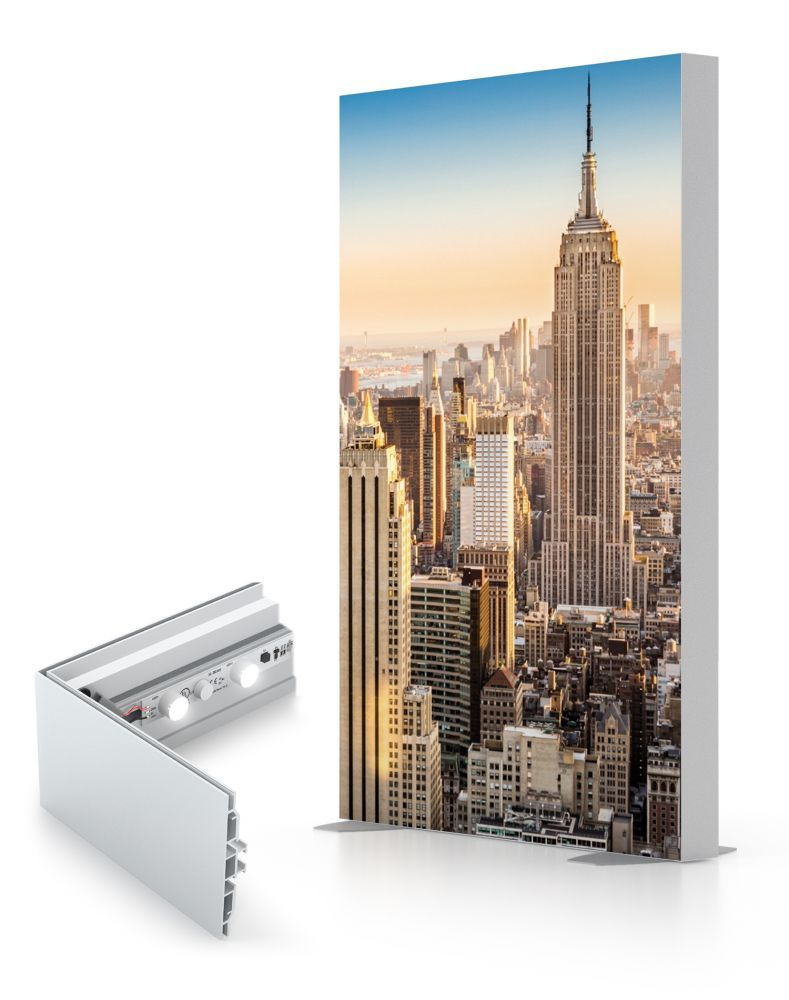 Charisma Double Sided Light Boxes™