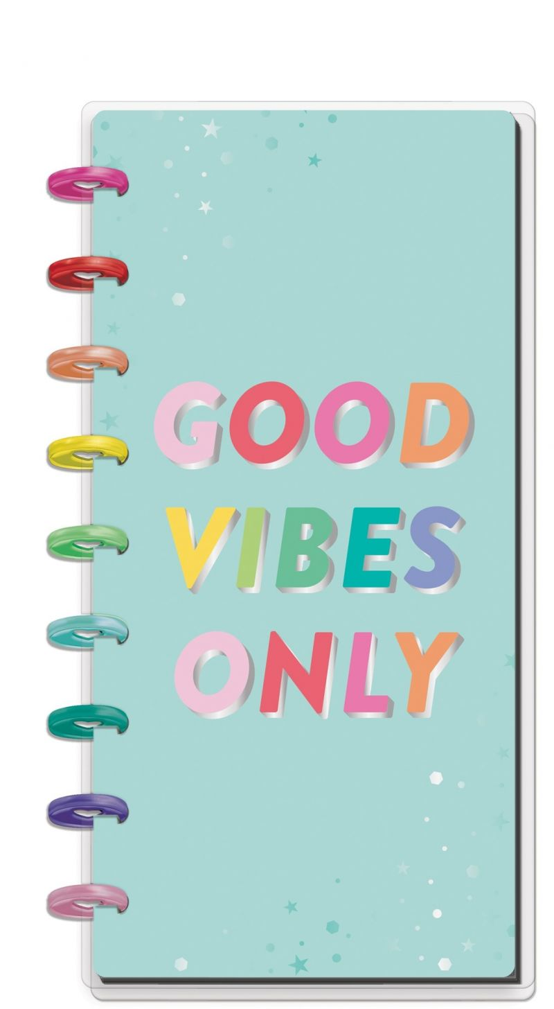 Skinny Classic Happy Notes® - Good Vibes Only