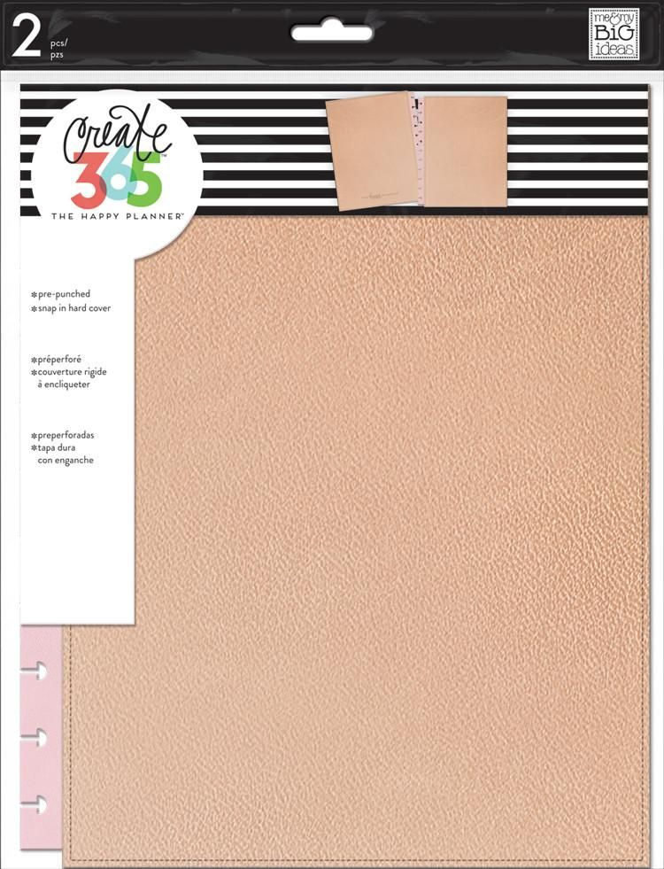 Snap-in Cover - Rose Gold - Big