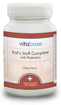 Vitabase Kid's Stuff Complete with Probiotics