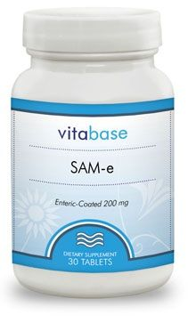Vitabase SAM-E (200 Mg)