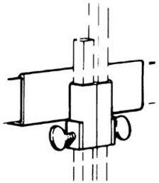 Walker Dual Rod Sleeves