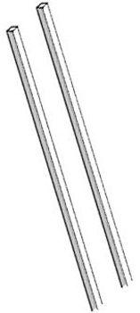 """Walker Kleer-Vu Rod Clear 3"""""""