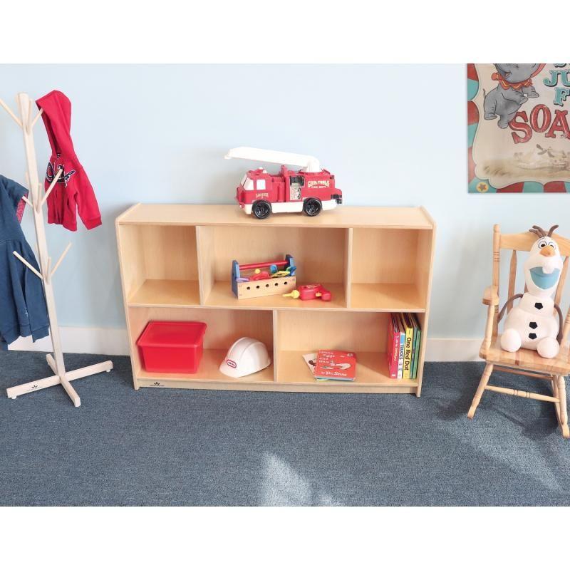 Basic Single Storage Shelf Cabinet 30h