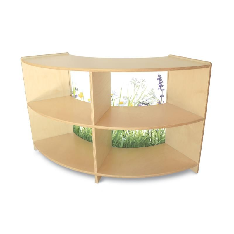 Nature View Curve In Cabinet 24h