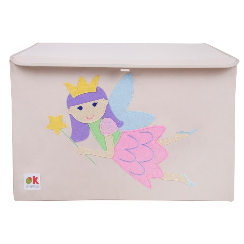 Fairy Princess Toy Chest