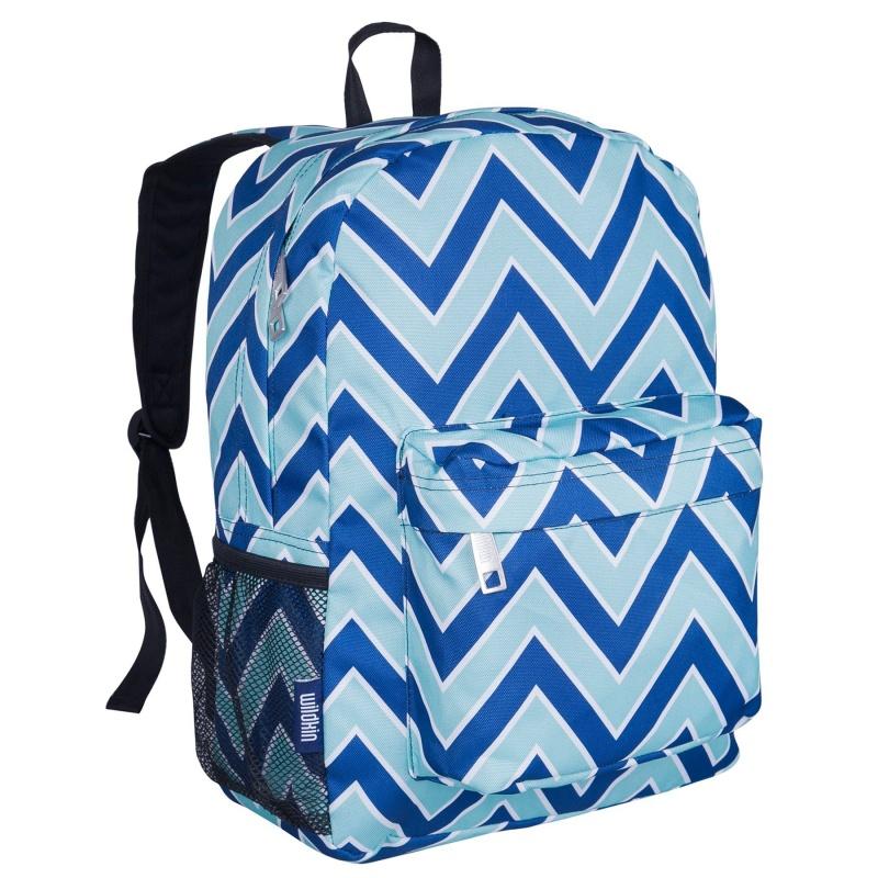 Wildkin Zigzag Lucite Kids Bags