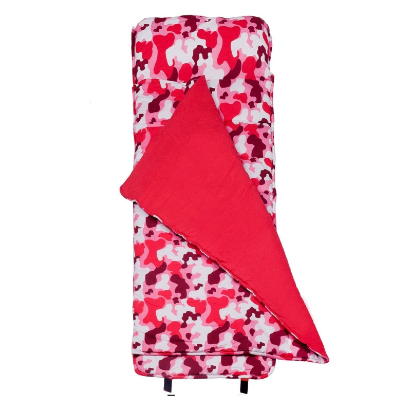 Wildkin Camo Pink Girls Bags